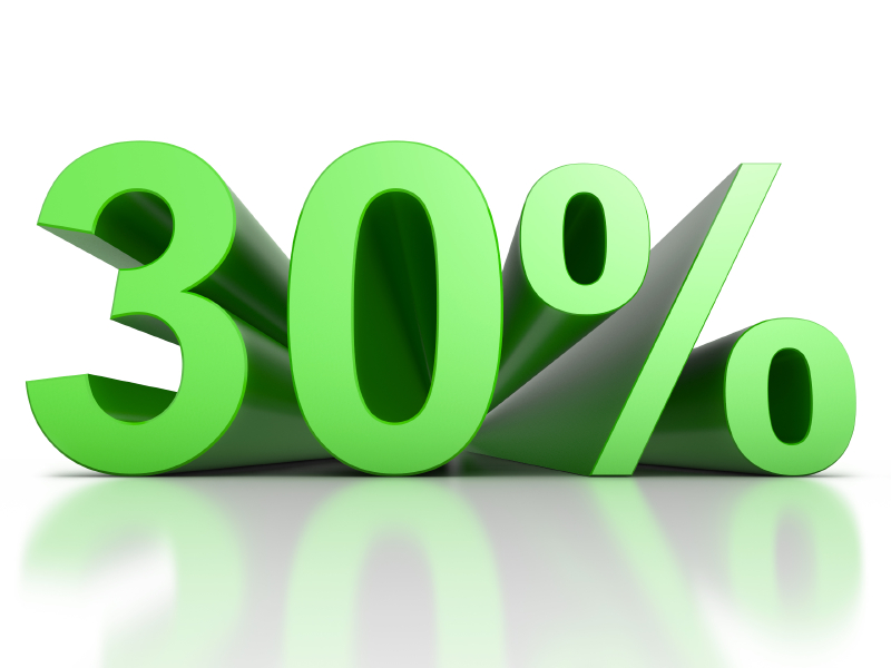 Your Mortgage Could Increase 30%!