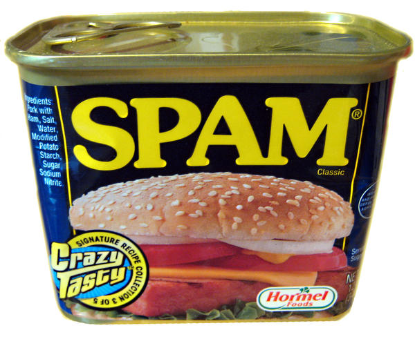 SPAM and Sardines